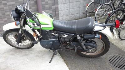 250TR バイクモトックスの買取