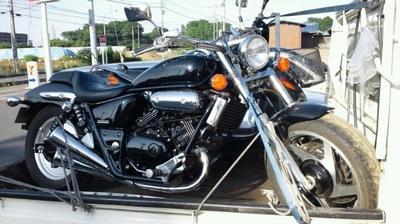 バイク買取マグナ250