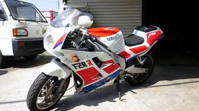 FZR250 バイク買取