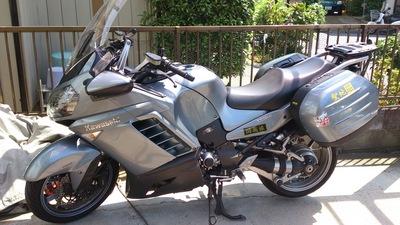1400GTR kawasaki バイク買取写真