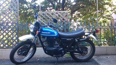 kawasaki 250TR バイク買取スナップ
